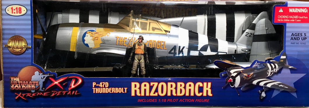 P47 Thunderbolt (Blond Angel) 1/18