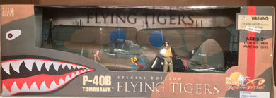 P40B Warhawk Flying Tigers R.T. Smith  1/18
