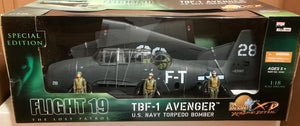 TBF-1 Avenger FT28 'Chas. Taylor' **LAST ONE***