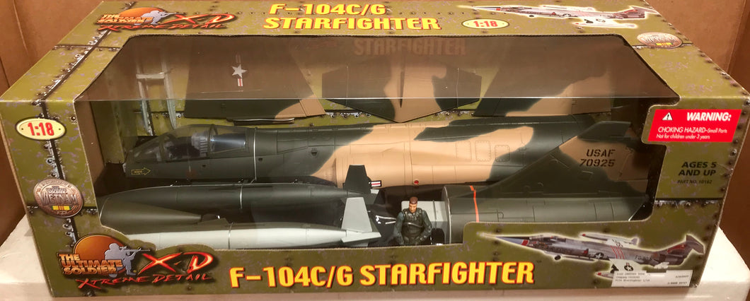 F104 Starfighter 'Smoke ll' Udorn