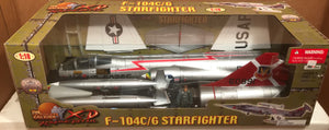 F104C/G Starfighter George Air Command 1/18