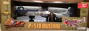 P51D Mustang (Petie 2nd) 1/18 'Meyer'