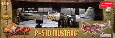 P51D Mustang (Flying Undertaker) 1/18
