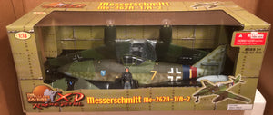 Me262A-1A-2 Blue and Red Band #7 1/18
