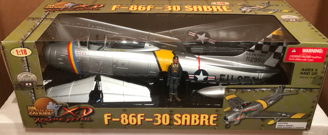 F86F-30 Sabre Lt. Thompson (Dragon) 1/18