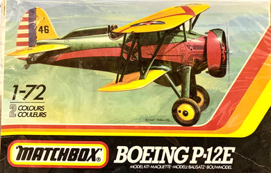 Boeing P-12E  1/72 1982 Issue