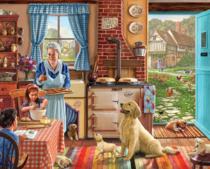Home Sweet Home - 1000 Piece Jigsaw Puzzle