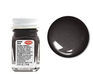 Graphite Gray - Metallic  -1/4 oz Enamel by Testors #1153