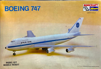 Pan Am Boeing 747  1/200 1980 Issue