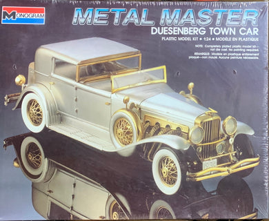 Metal Master Duesenberg Town Car 1/24  1988 Issue