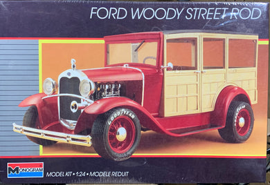 Ford Woody Street Rod 1/24  1987 Issue