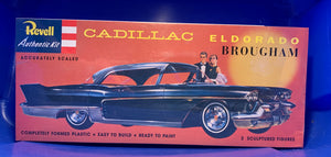 1957 Cadillac Eldorado Brougham by Revell  1/25 scale