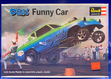 Miss Deal Funny Car 1/25 1997 Issue