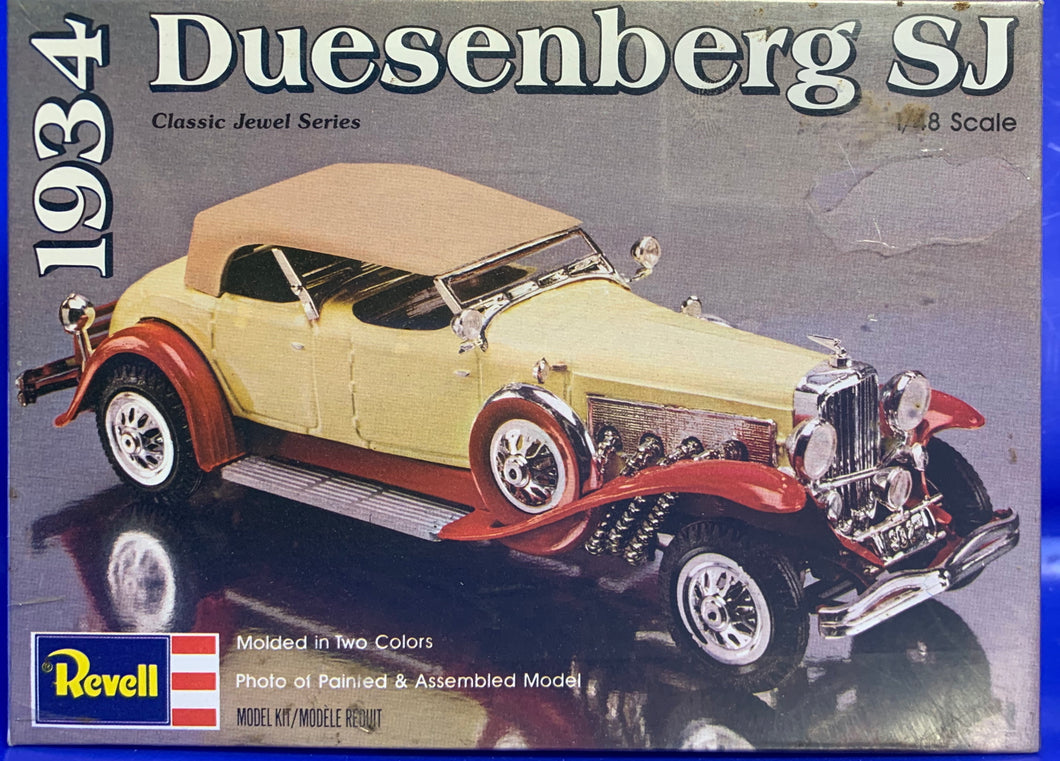 1934 Duesenberg Classic Jewel Series 1/48 1977 Issue