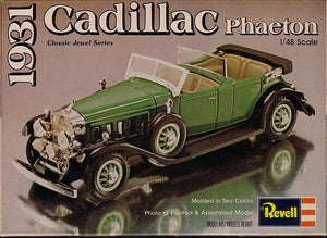 1931 Cadillac Phaeton Classic Jewel Series 1/48 1977 issue