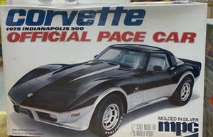 Corvette 1978 Indianapolis 500 1/25  1978 Issue **LAST ONE**