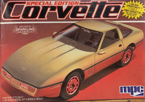 1984 Corvette SPECIAL EDITION  1/25   1983 Issue