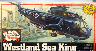 Westland Sea King HAS.2  1/72  1983 Issue
