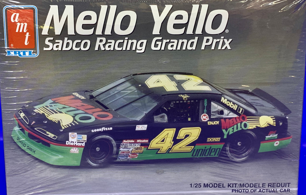 Kyle Petty's Mello Yello Sabco Racing Grand Prix 1/25 1991 Issue