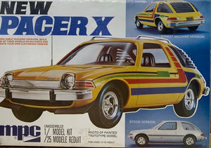 NEW Pacer X 1/25  1976 Issue **LAST ONE**
