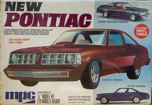 Ventura Pontiac 1/25  1976 Issue **LAST ONE**