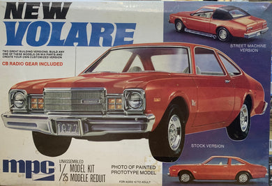 1977 Plymouth Volare 1976 Issue **LAST ONE**