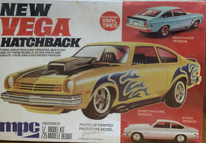 1977 Vega Hatchback 1/25  1976 Issue **LAST ONE**