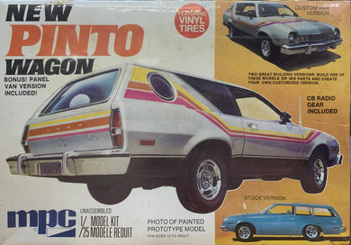 New Pinto Wagon 1/25  1976  Initial release **LAST ONE**