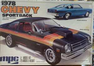 1978 Chevy Sportback 1977 Issue **LAST ONE**