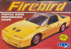 Firebird Pontiac Super Performance Coupe  1/25  1985 Issue