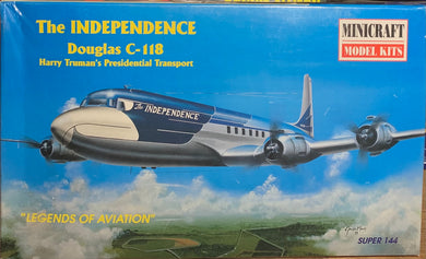 The Independence Douglas C-118  1/144   1999 Issue