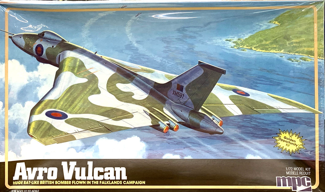 Avro Vulcan  1/72 1983 Issue