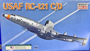 USAF RC-121 C/D  1/144 Scale  2012 Issue
