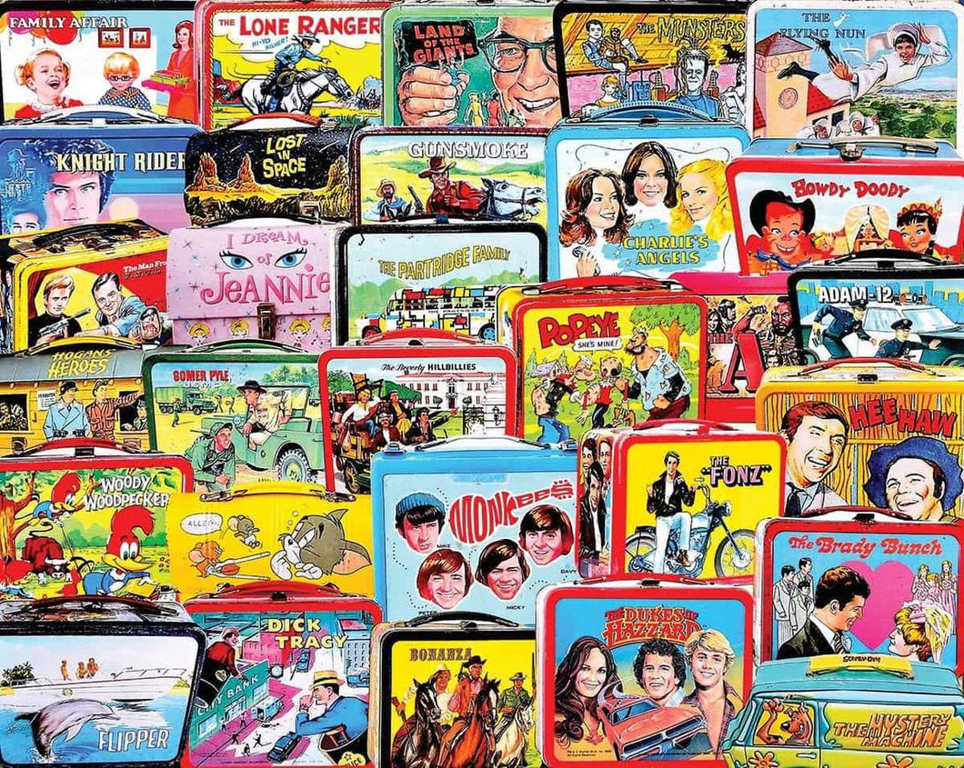 TV Lunch Boxes 1000 Pc.