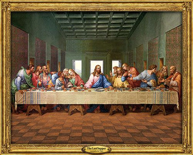 Last Supper 1000 Piece Jigsaw Puzzle