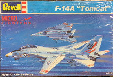F14A Tomcat 1/144 1988 Issue