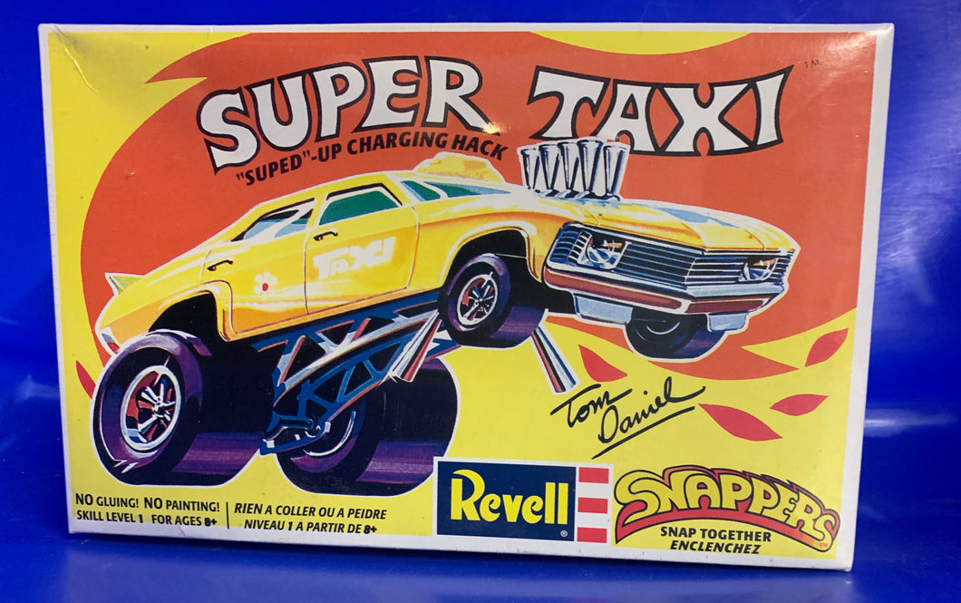 Tom Daniel's Super Taxi 2001 Issue