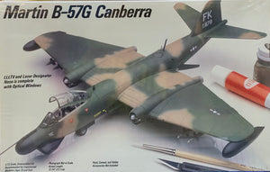 Martin B-57G Canberra 1/72 1989 Issue