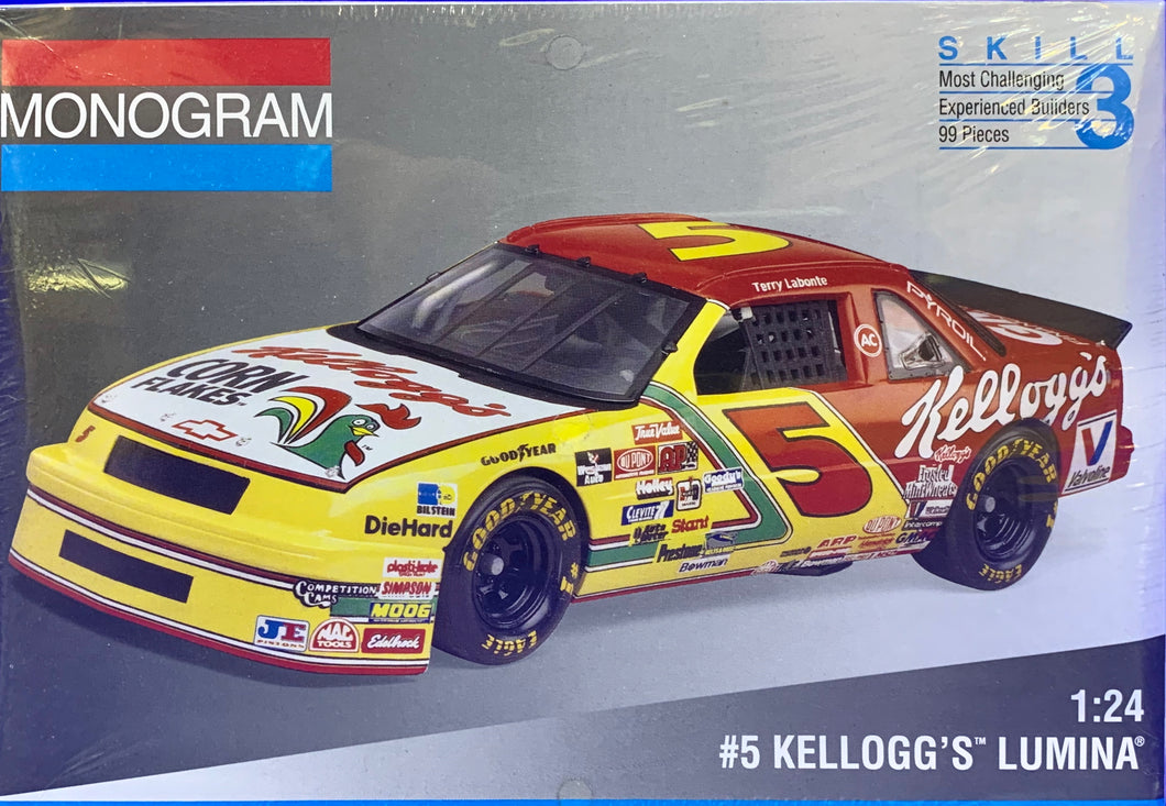 Terry Labonte's #5 Kellogg's Lumina 1/24 1994 Issue
