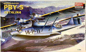 Consolidated PBY-5 Catalina 1/72