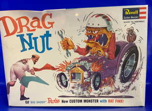 Ed Big Daddy Roth Drag Nut 1/25 1995 Issue