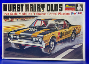 Hurst Hairy Olds 1/24 1995 Issue
