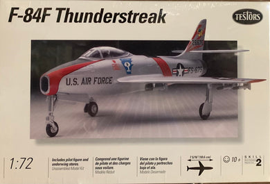 F-84F Thunderstreak  1/72  1994 Issue