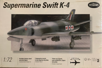 Supermarine Swift K.4  1/72  1995 Issue
