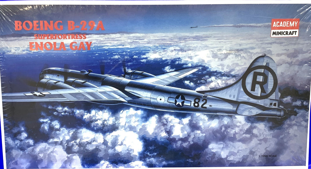 Boeing B-29A Superfortress Enola Gay 1/72 1995 Issue