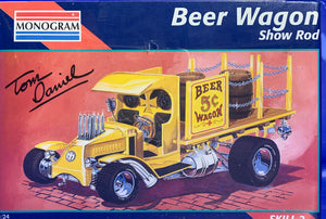 Tom Daniel's Beer Wagon  1/24 1995 Issue