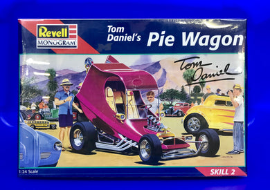Tom Daniel's Pie Wagon   1/24 scale