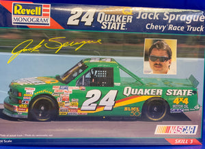 #24 Quaker State Chevy Race Truck 1/24 1997 Issue