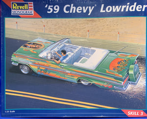 1959 Chevrolet Impala Lowrider 1/25  1998 Issue