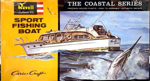 Sport Fishing Boat 1/56 1996 Issue